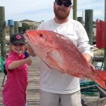 Red Snapper Fishing near Mobile AL