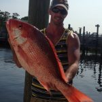 Offshore Red Snapper Fishing in Orange Beach