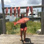 Fishing for Red Snapper in Orange Beach AL