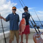 Red Snapper Fishing Charter Gulf of Mexico