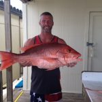 Red Snapper Fishing Charter Orange Beach AL